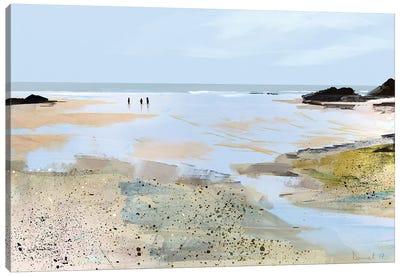Sea View Canvas Art Print