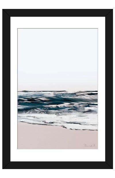 Seashore Framed Art Print