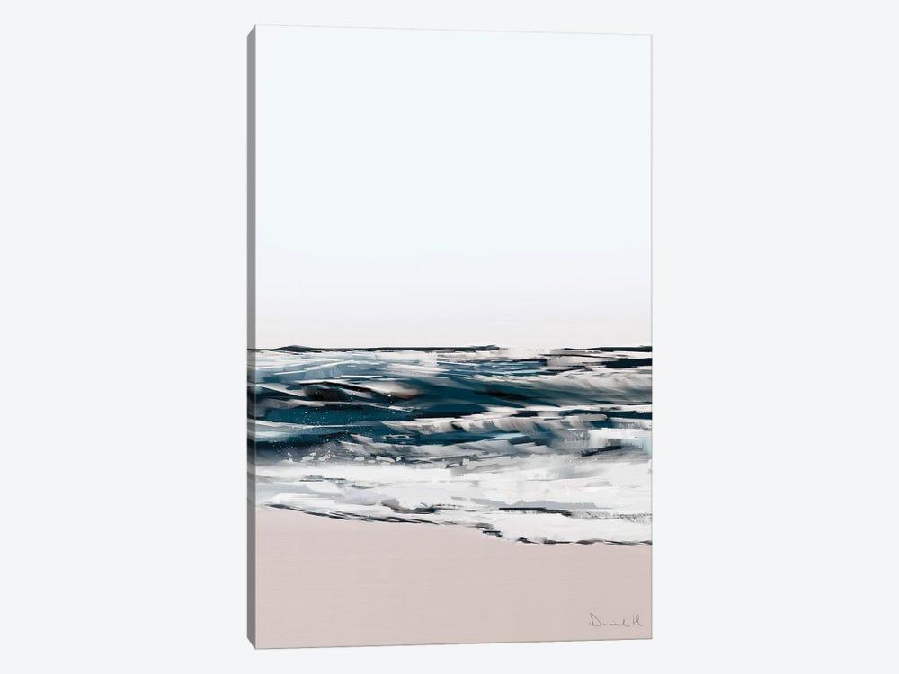 Seashore by Dan Hobday 1-piece Canvas Art Print