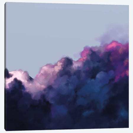 Skies Canvas Print #HOB91} by Dan Hobday Canvas Art Print