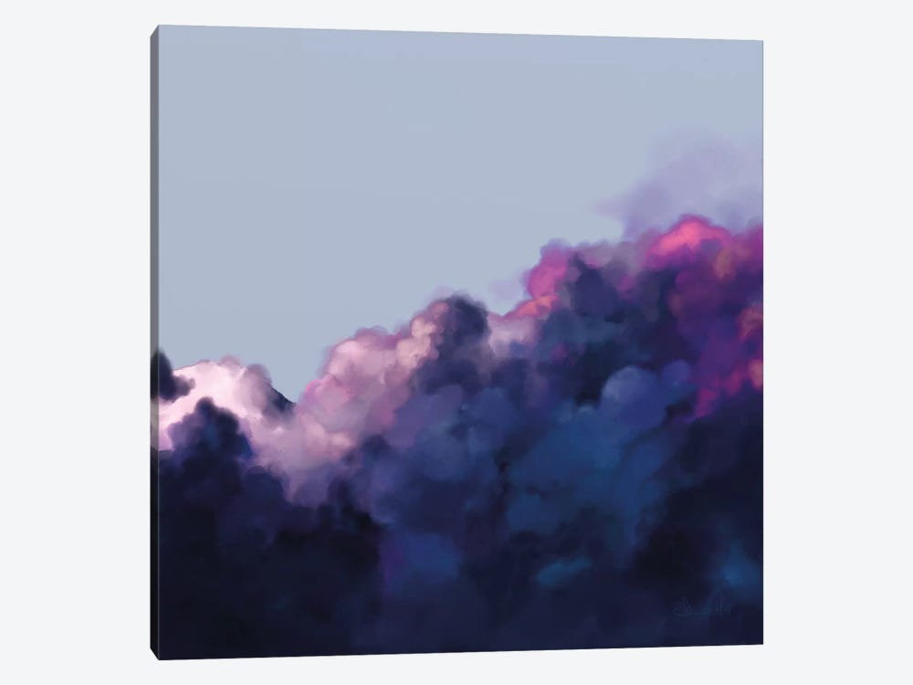 Skies by Dan Hobday 1-piece Canvas Wall Art