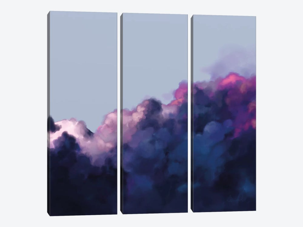 Skies by Dan Hobday 3-piece Canvas Art