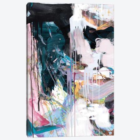 Time Set I Canvas Print #HOB96} by Dan Hobday Canvas Art