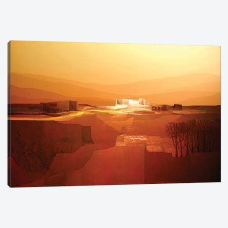 Marvelous Landscape III Canvas Print #HOC3} by Fernando Hocevar Canvas Wall Art