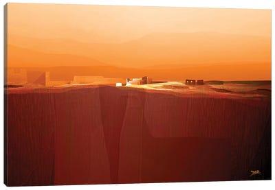 Marvelous Landscape IV Canvas Art Print