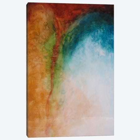 Fixed Values Canvas Print #HOD101} by Heather Offord Canvas Print