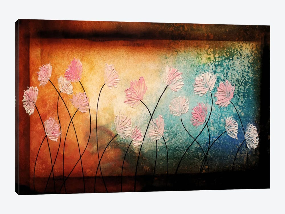 After The Rain by Heather Offord 1-piece Canvas Artwork