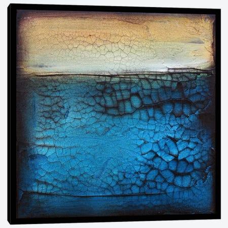 Goingforadip Canvas Print #HOD121} by Heather Offord Canvas Print