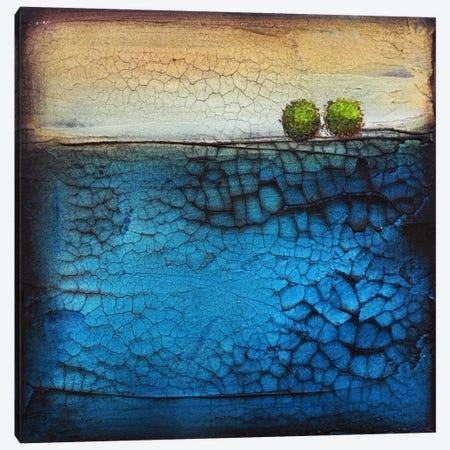 Goingforadip1 Canvas Print #HOD122} by Heather Offord Art Print