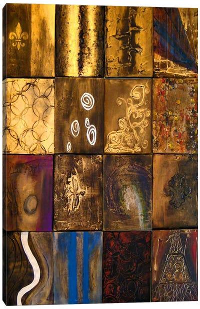 Ages Canvas Art Print