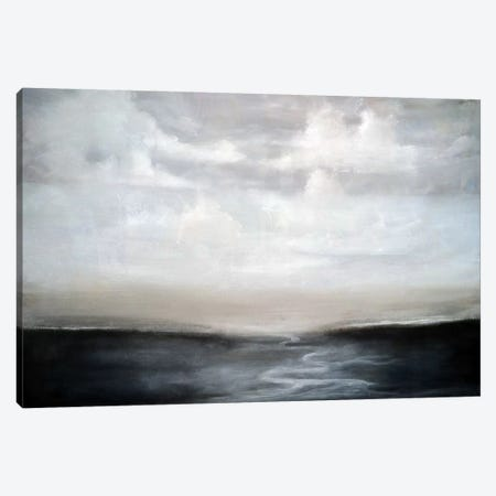 Serenity Canvas Print #HOD139} by Heather Offord Canvas Wall Art