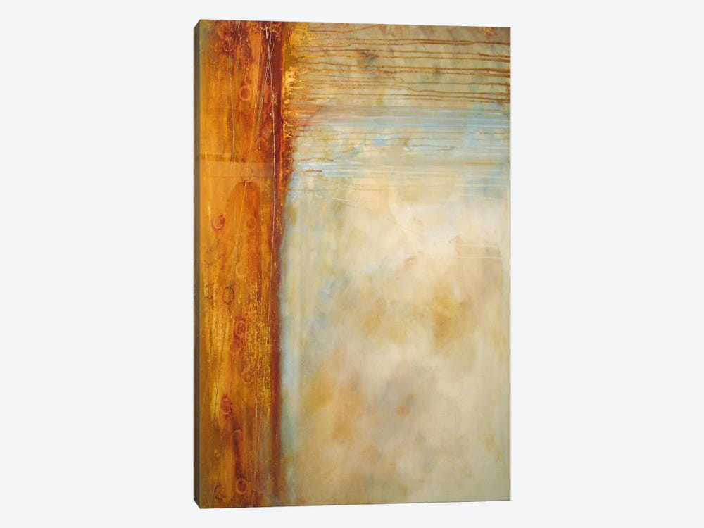 Independent Variables by Heather Offord 1-piece Canvas Print