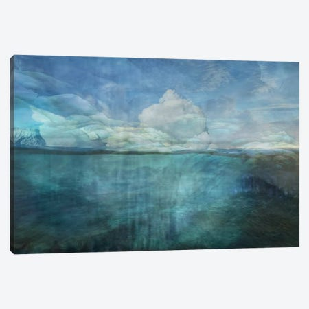 In Dreams Canvas Print #HOD142} by Heather Offord Art Print