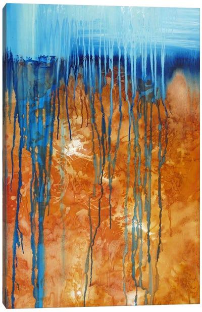 Like The Deserts Miss The Rain Canvas Art Print