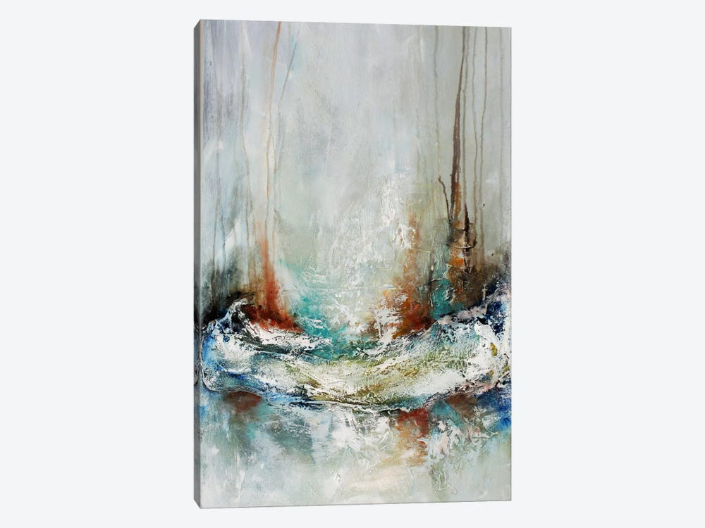 Nautical Gathering by Heather Offord 1-piece Canvas Art Print