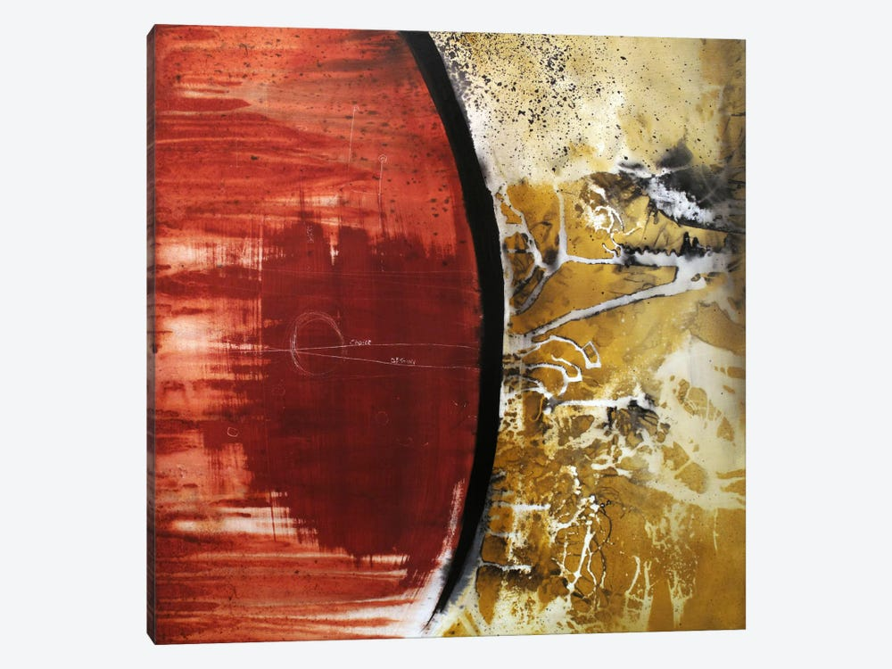 Parallel Dimensions by Heather Offord 1-piece Canvas Print
