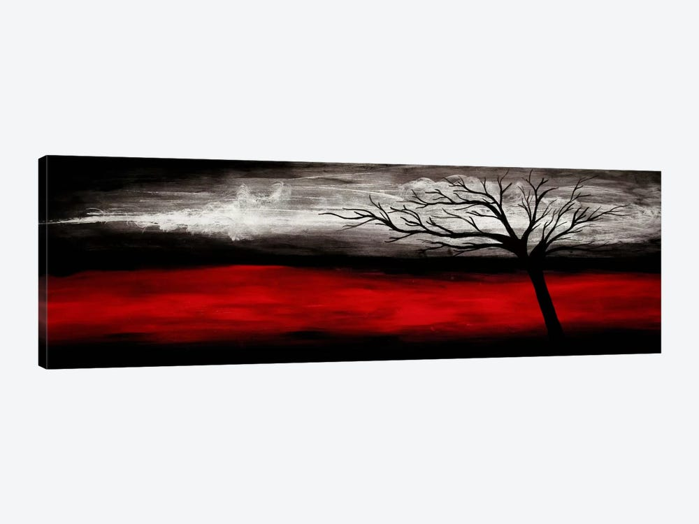 Passion by Heather Offord 1-piece Canvas Wall Art