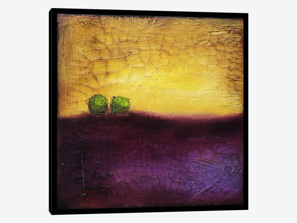 Peace by Heather Offord 1-piece Canvas Wall Art