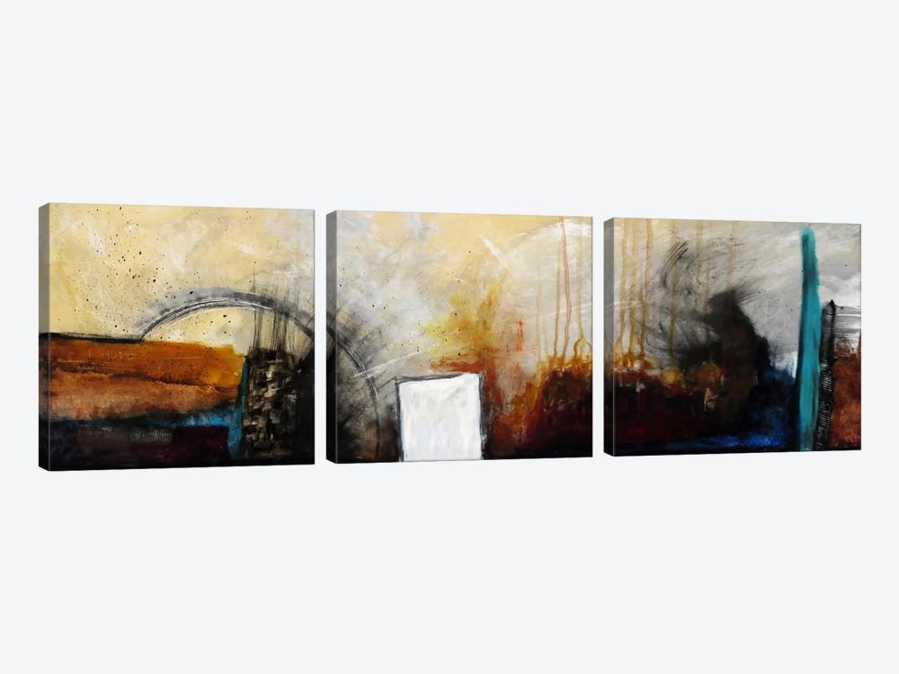 Raw by Heather Offord 3-piece Canvas Wall Art