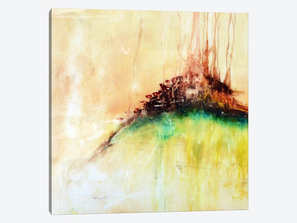 Recapitulation by Heather Offord 1-piece Canvas Wall Art