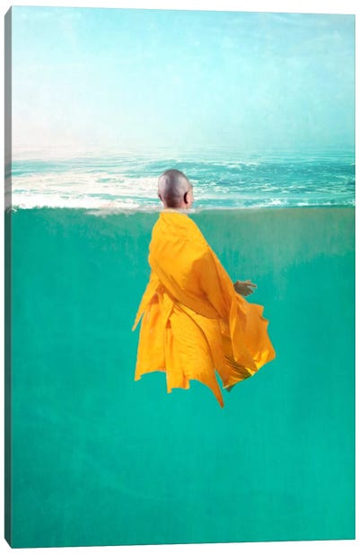 Rest Canvas Art Print