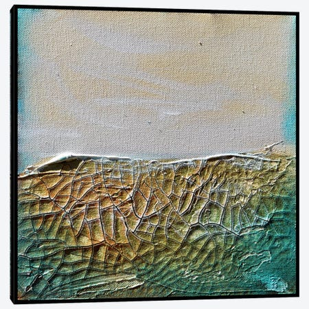 Serenity Canvas Print #HOD223} by Heather Offord Canvas Artwork