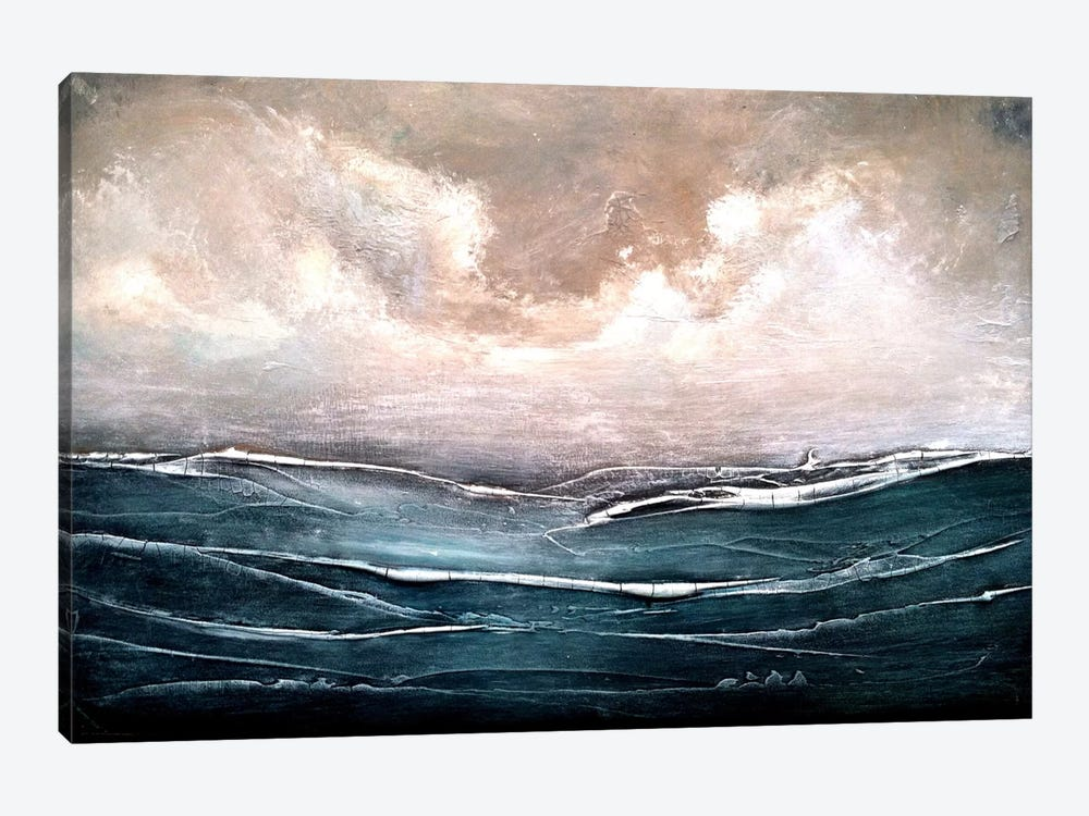 Set Sail by Heather Offord 1-piece Canvas Artwork