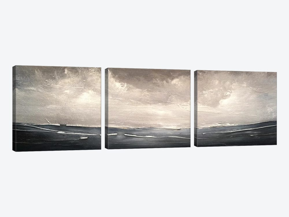 Shine by Heather Offord 3-piece Canvas Art