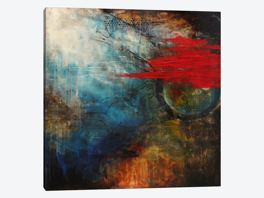 Silent Symphony by Heather Offord 1-piece Canvas Wall Art