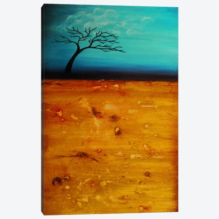 Soul Searching Canvas Print #HOD239} by Heather Offord Art Print