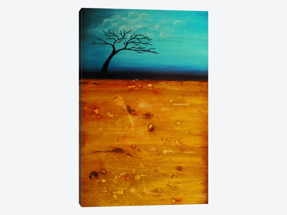 Soul Searching by Heather Offord 1-piece Canvas Artwork