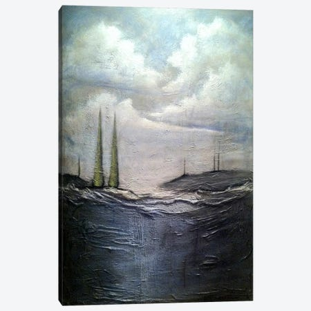 All Our Days Canvas Print #HOD23} by Heather Offord Canvas Artwork