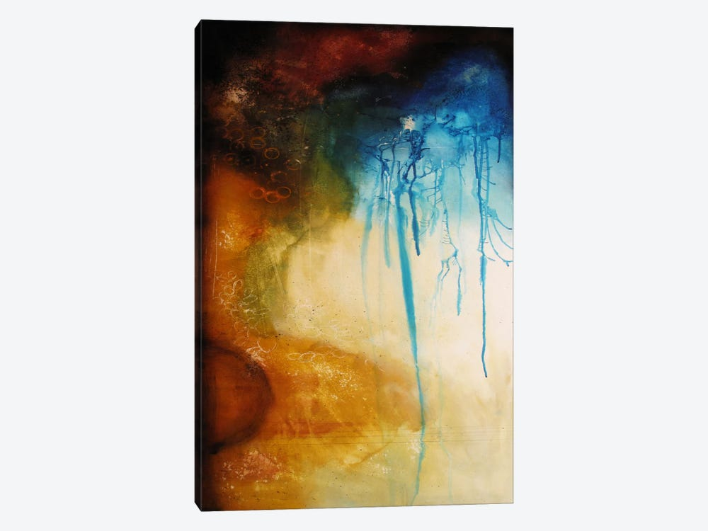 Speed Of Light by Heather Offord 1-piece Art Print