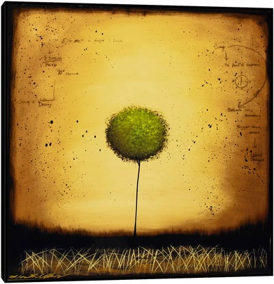 The Dreamer Canvas Art Print