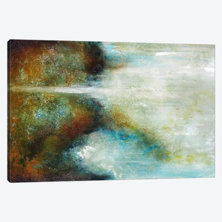 The Breakthrough Canvas Print #HOD266} by Heather Offord Canvas Print