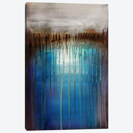 To The Core Canvas Print #HOD277} by Heather Offord Canvas Art