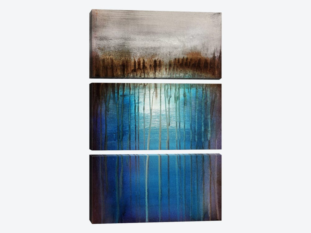 To The Core by Heather Offord 3-piece Canvas Wall Art