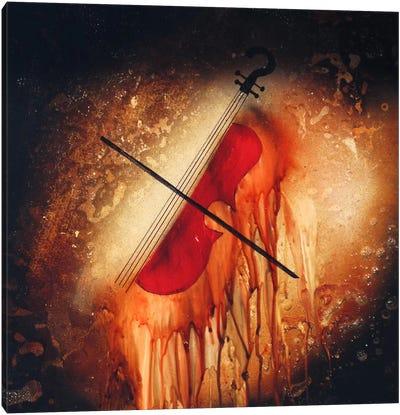 Violin Canvas Print #HOD294