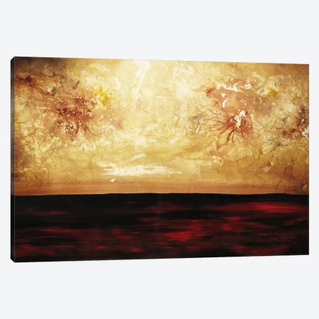 War In The Heavenlies Canvas Print #HOD297} by Heather Offord Canvas Art