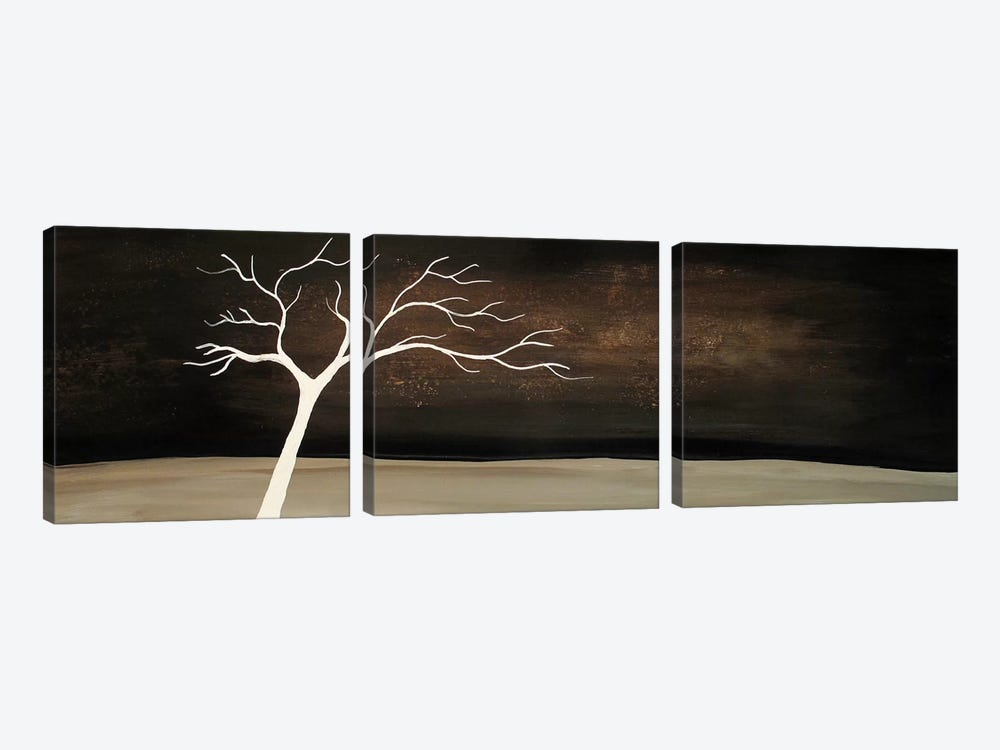 Winters Reach by Heather Offord 3-piece Canvas Art