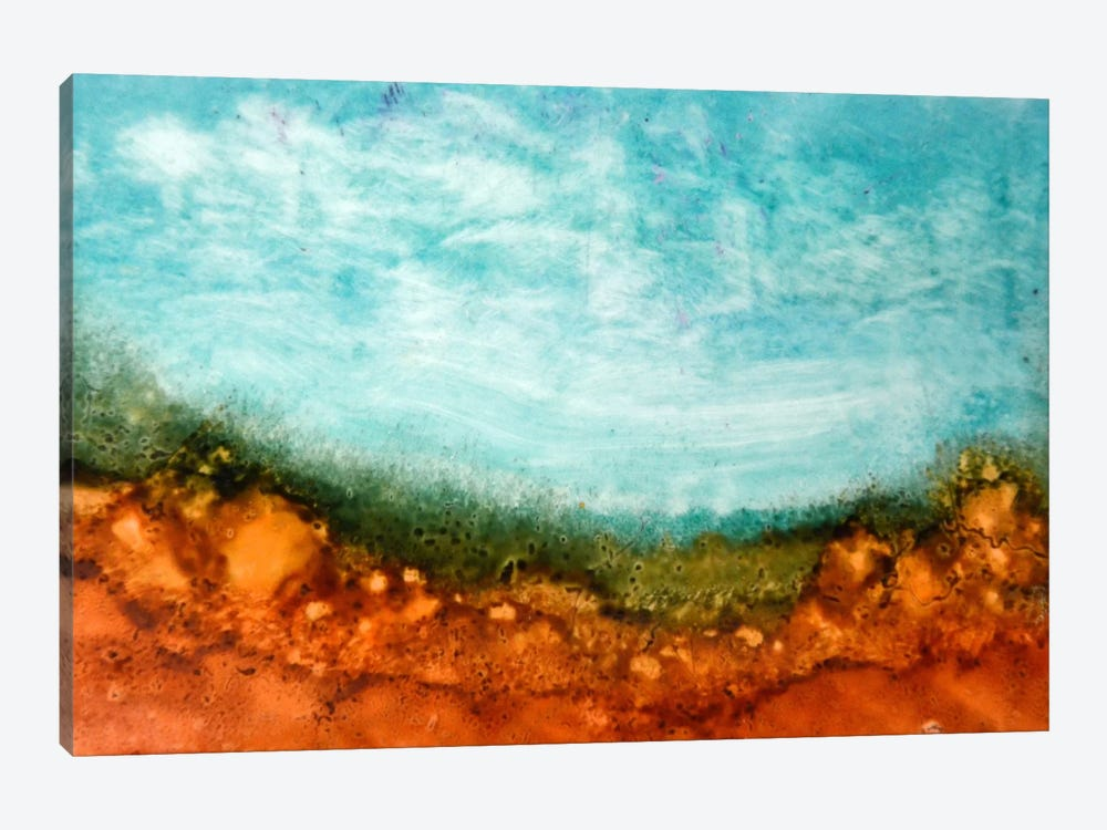 A New Day #2 by Heather Offord 1-piece Canvas Wall Art