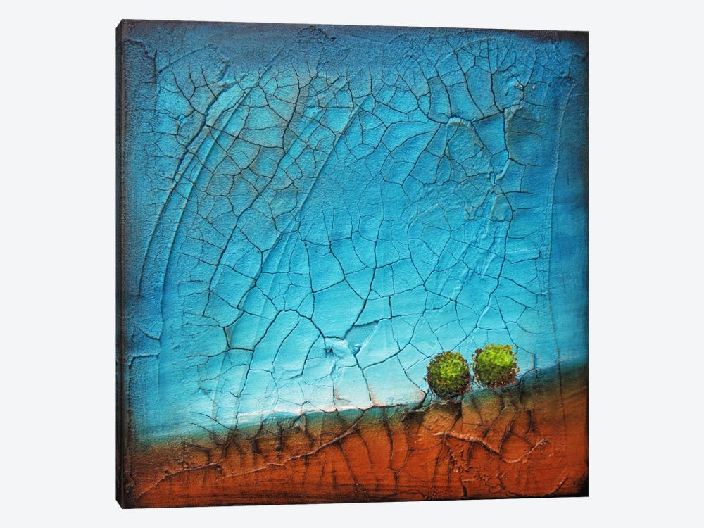 A New Day #1 by Heather Offord 1-piece Canvas Art Print