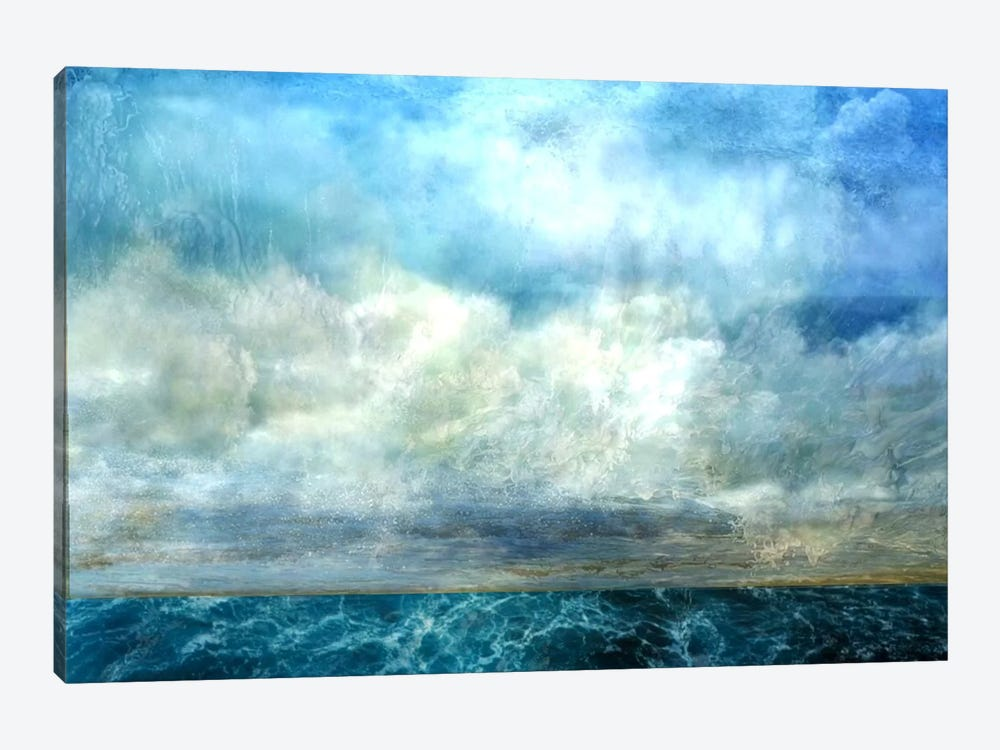 At Worlds End by Heather Offord 1-piece Art Print