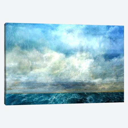At Worlds End Canvas Print #HOD34} by Heather Offord Canvas Art
