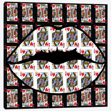 Kings And Queens Canvas Print #HOD378} by Heather Offord Canvas Artwork