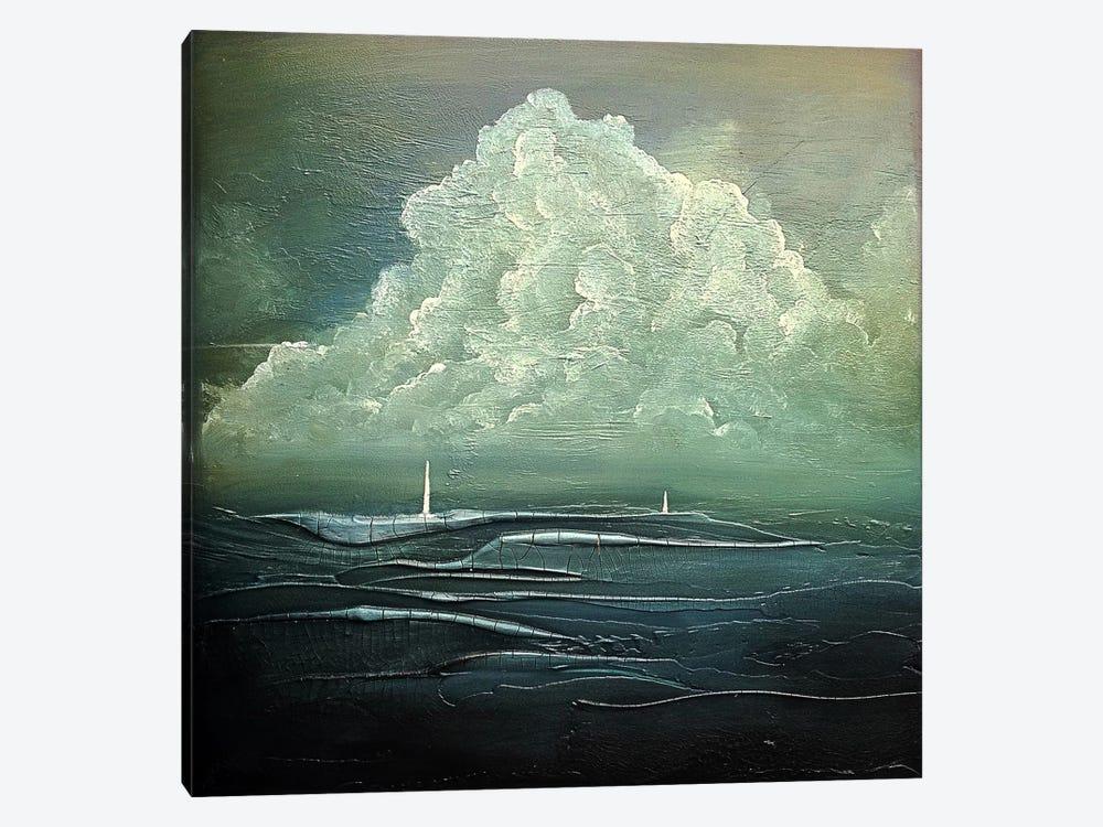 Believe by Heather Offord 1-piece Canvas Artwork