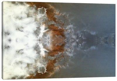 Benford's Law Canvas Art Print