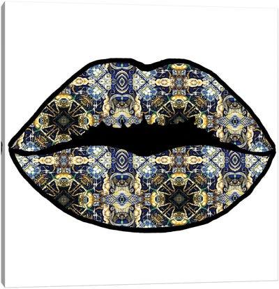 Kiss Me 8 Canvas Art Print