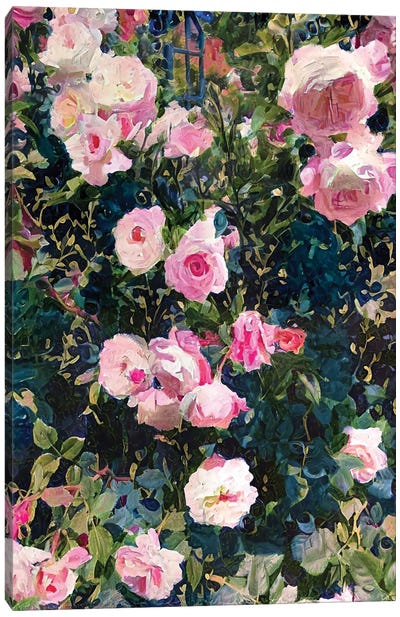 Floral 51 Canvas Art Print