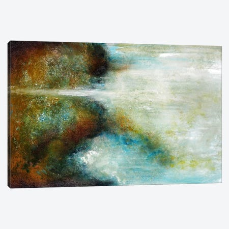Breakthru Canvas Print #HOD46} by Heather Offord Canvas Print